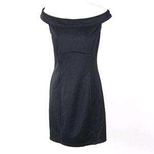 Nikibiki over the shoulder dress